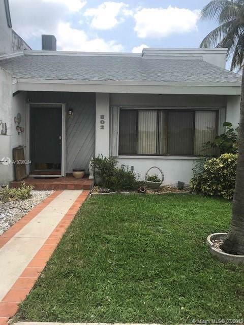 8321 SW 157th Ave #802, Miami, FL 33193 (MLS #A10700204) :: Castelli Real Estate Services