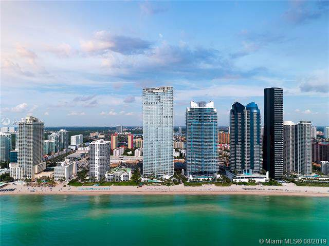 16901 Collins Ave #2801, Miami Beach, FL 33160 (MLS #A10701086) :: Grove Properties