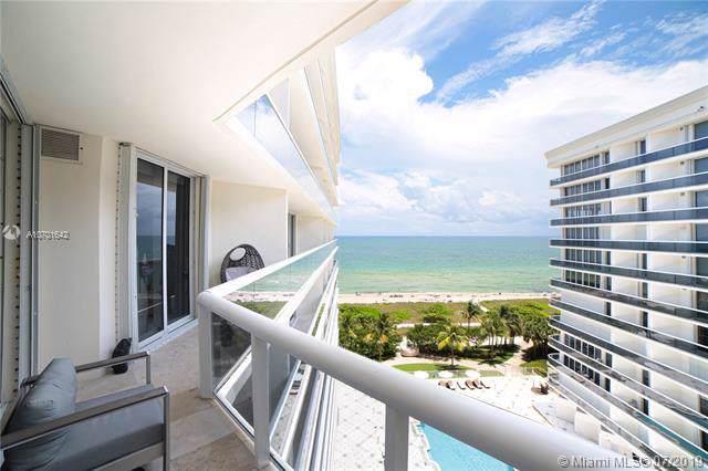 9595 Collins N9d, Surfside, FL 33154 (MLS #A10701642) :: Miami Villa Group