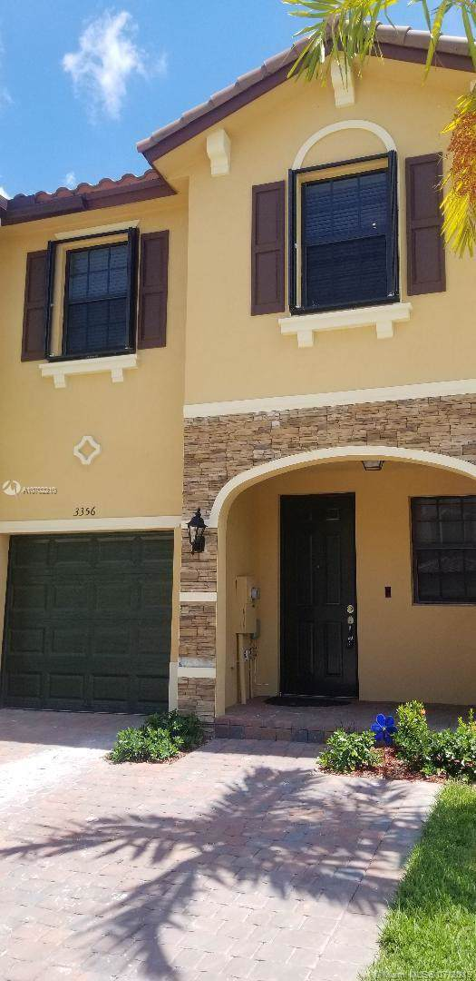 3356 SE 1st St #0, Homestead, FL 33033 (MLS #A10702210) :: Berkshire Hathaway HomeServices EWM Realty