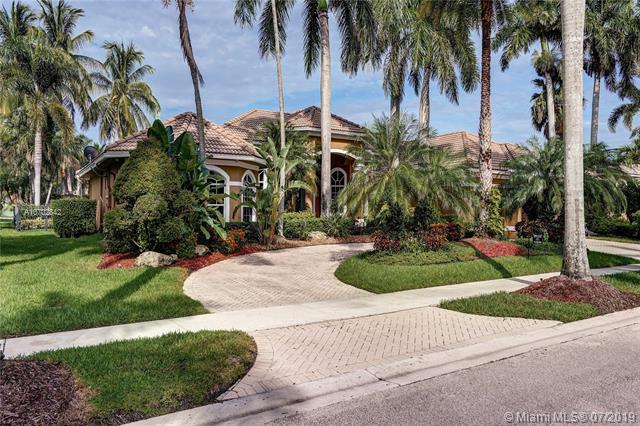 2497 Poinciana Drive, Weston, FL 33327 (MLS #A10702842) :: Green Realty Properties