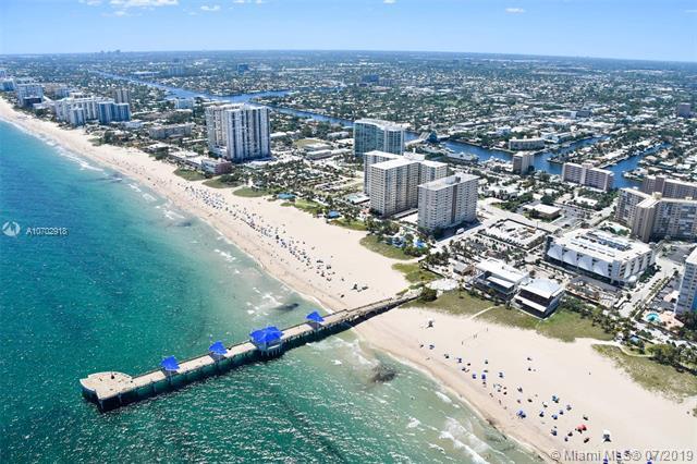 3300 NE 10th Ter #21, Pompano Beach, FL 33064 (MLS #A10702918) :: The Teri Arbogast Team at Keller Williams Partners SW