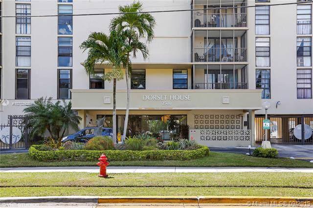 2500 NE 135th St C601, North Miami, FL 33181 (MLS #A10703926) :: Grove Properties