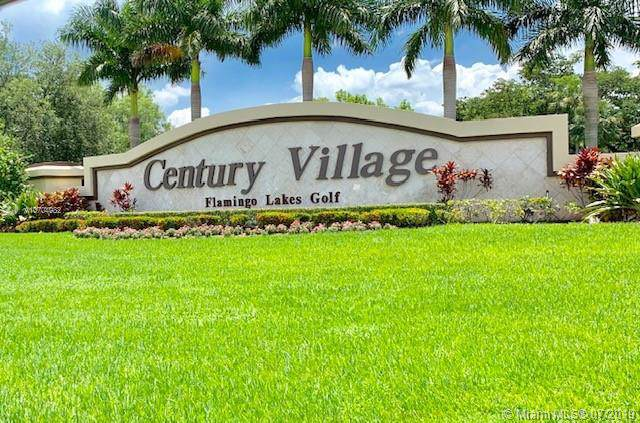 251 SW 132nd Way 110H, Pembroke Pines, FL 33027 (MLS #A10704082) :: RE/MAX Presidential Real Estate Group