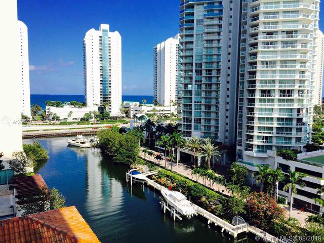 250 Sunny Isles Blvd 3-905, Sunny Isles Beach, FL 33160 (MLS #A10704666) :: Ray De Leon with One Sotheby's International Realty
