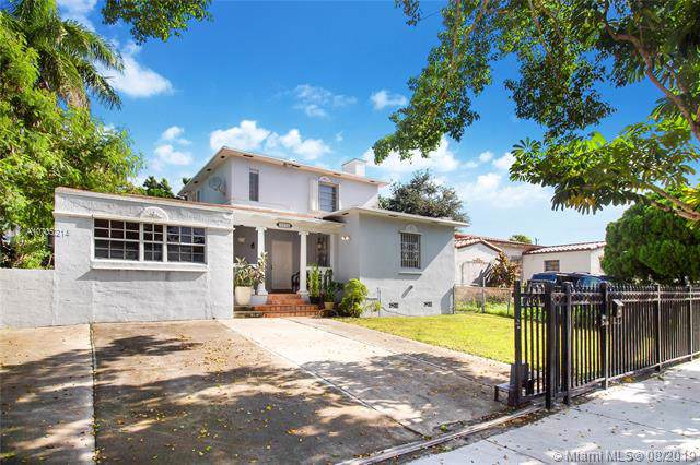 2325 SW 17 ST, Miami, FL 33145 (MLS #A10705214) :: The Teri Arbogast Team at Keller Williams Partners SW