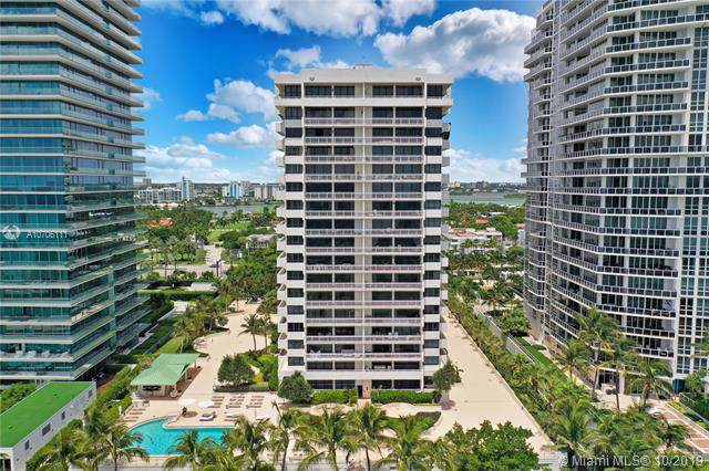 10205 Collins Ave #802, Bal Harbour, FL 33154 (MLS #A10706111) :: Grove Properties