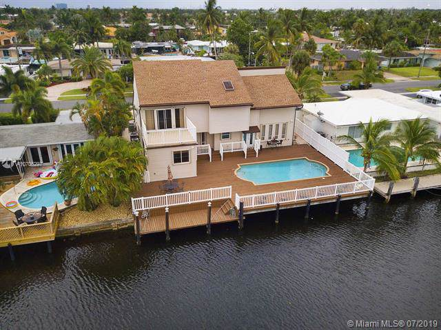 281 SE 11th St, Pompano Beach, FL 33060 (MLS #A10706297) :: GK Realty Group LLC
