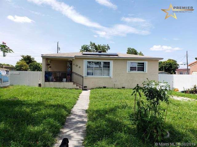 103 E 58th St, Hialeah, FL 33013 (#A10706589) :: Dalton Wade