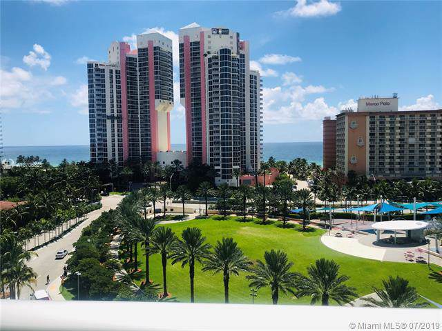 19370 Collins Ave #915, Sunny Isles Beach, FL 33160 (MLS #A10706825) :: Ray De Leon with One Sotheby's International Realty