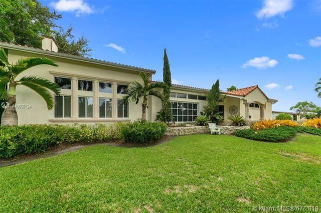 6720 SW 145th St, Palmetto Bay, FL 33158 (MLS #A10707124) :: Grove Properties