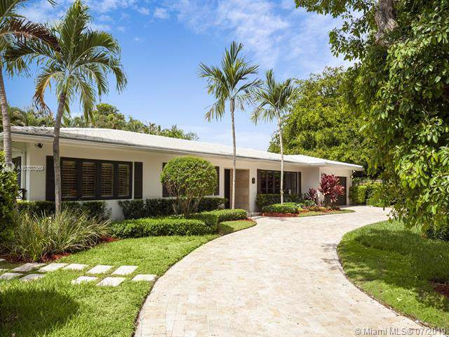 1500 Campamento Ave, Coral Gables, FL 33156 (MLS #A10707869) :: Prestige Realty Group