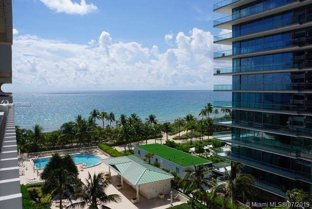 10205 Collins Ave #605, Bal Harbour, FL 33154 (MLS #A10708638) :: ONE Sotheby's International Realty