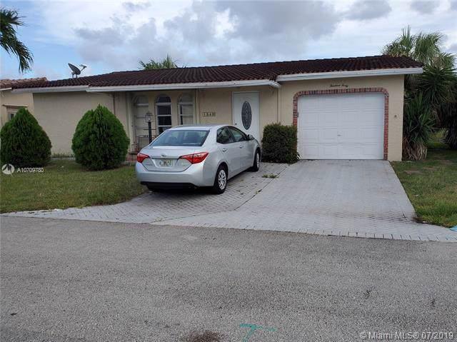 1340 NW 48th Pl, Deerfield Beach, FL 33064 (MLS #A10709780) :: Grove Properties