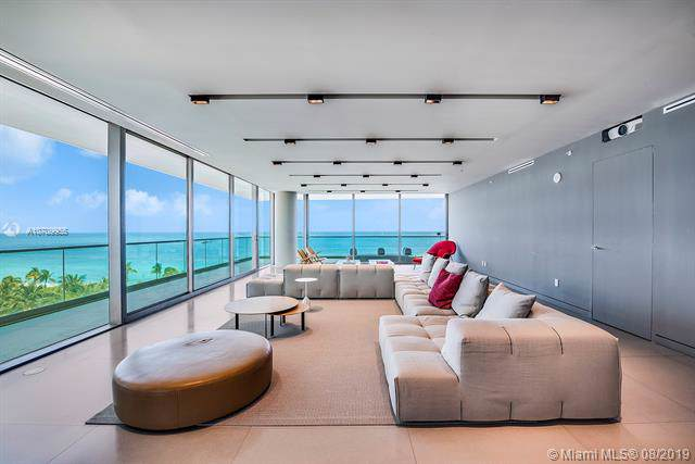 10203 Collins Ave #701, Bal Harbour, FL 33154 (MLS #A10709955) :: Grove Properties