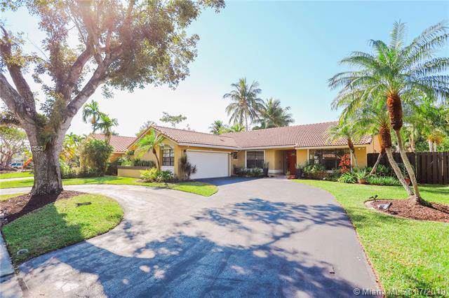 1481 NW 99th Ave, Plantation, FL 33322 (MLS #A10710542) :: GK Realty Group LLC