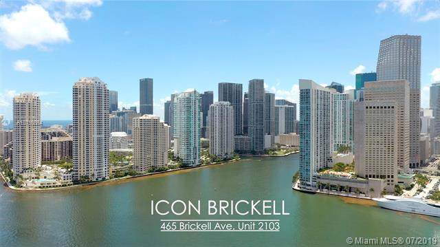 465 Brickell Ave #2103, Miami, FL 33131 (MLS #A10710864) :: ONE Sotheby's International Realty