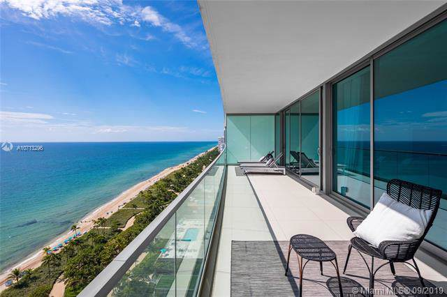 10203 Collins Ave #1902, Bal Harbour, FL 33154 (MLS #A10713296) :: Grove Properties