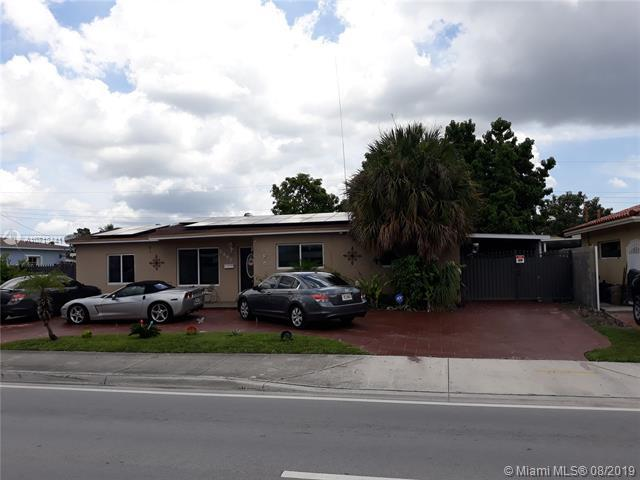 6497 W 12th Ave, Hialeah, FL 33012 (MLS #A10713441) :: Laurie Finkelstein Reader Team