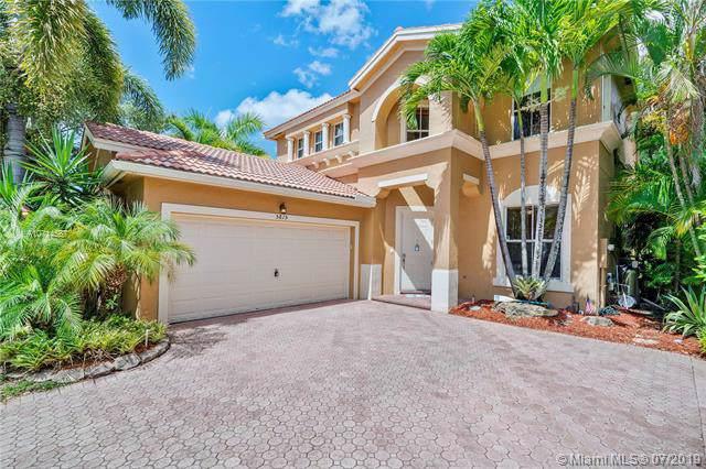 5815 NW 120th Ter, Parkland, FL 33076 (MLS #A10714567) :: Grove Properties