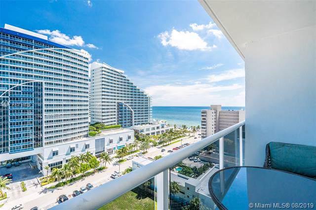 336 N Birch Rd 15C, Fort Lauderdale, FL 33304 (MLS #A10714879) :: Castelli Real Estate Services