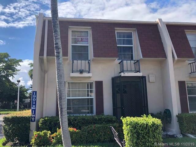 1901 Atlantic Shores Blvd #1, Hallandale, FL 33009 (MLS #A10715074) :: Berkshire Hathaway HomeServices EWM Realty