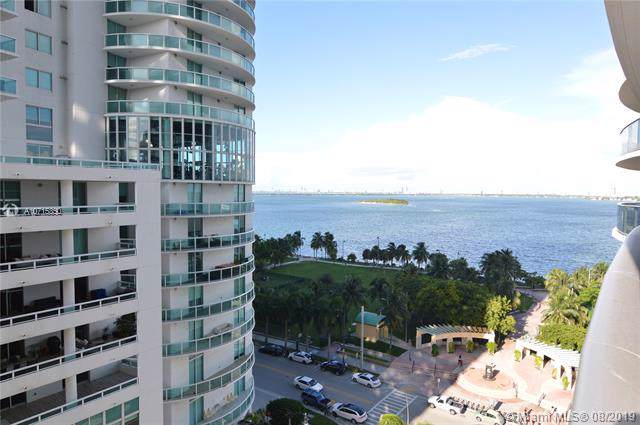 488 NE 18th St #909, Miami, FL 33132 (MLS #A10715350) :: Ray De Leon with One Sotheby's International Realty