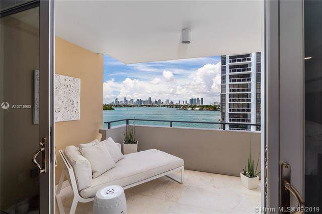 11 Island Ave #703, Miami Beach, FL 33139 (MLS #A10715960) :: Green Realty Properties