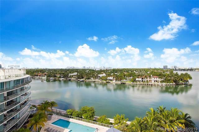 6700 Indian Creek Dr #902, Miami Beach, FL 33141 (MLS #A10716156) :: Green Realty Properties