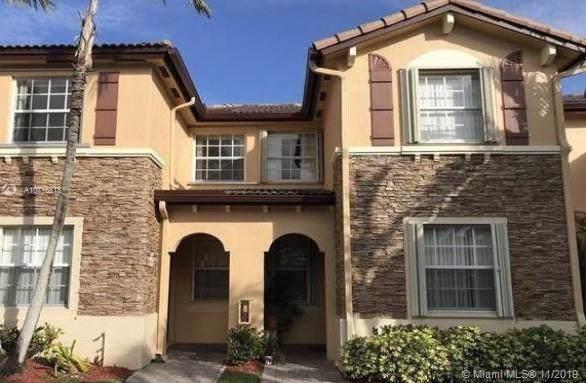 3320 NE 13th Cir Dr 105-23, Homestead, FL 33033 (MLS #A10716813) :: Berkshire Hathaway HomeServices EWM Realty