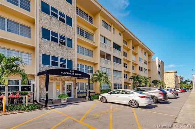 329 SE 3rd St 304R, Hallandale, FL 33009 (MLS #A10717411) :: Berkshire Hathaway HomeServices EWM Realty