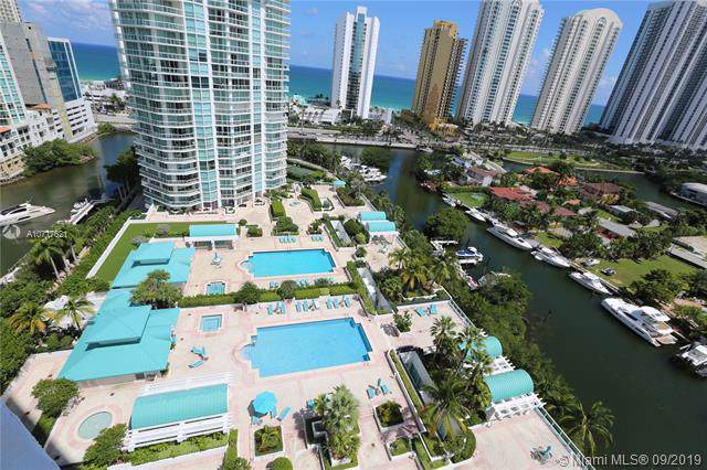 16500 Collins Ave #1752, Sunny Isles Beach, FL 33160 (MLS #A10717621) :: Green Realty Properties