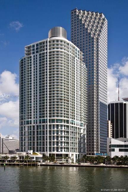 300 S Biscayne Blvd #2801, Miami, FL 33131 (MLS #A10718578) :: Berkshire Hathaway HomeServices EWM Realty