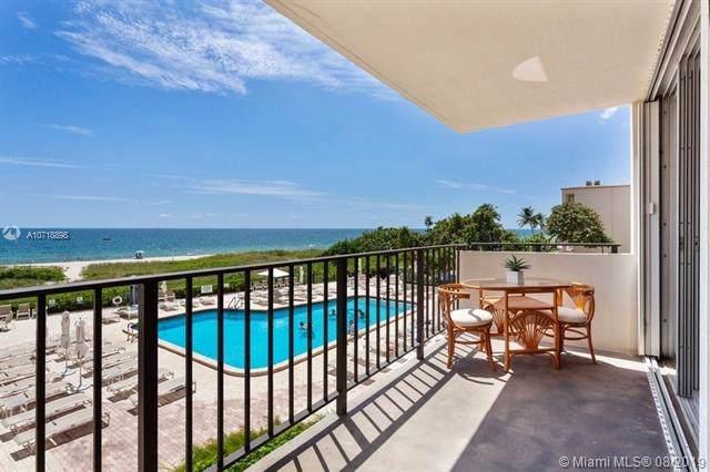 1900 S Ocean Blvd 2E, Lauderdale By The Sea, FL 33062 (MLS #A10718898) :: The Kurz Team