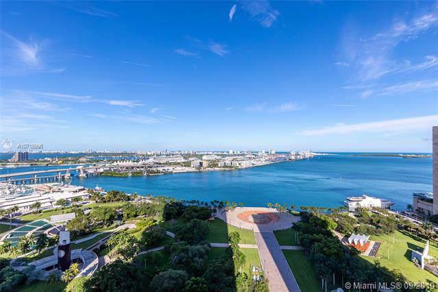 50 Biscayne Blvd #2710, Miami, FL 33132 (MLS #A10718996) :: Grove Properties