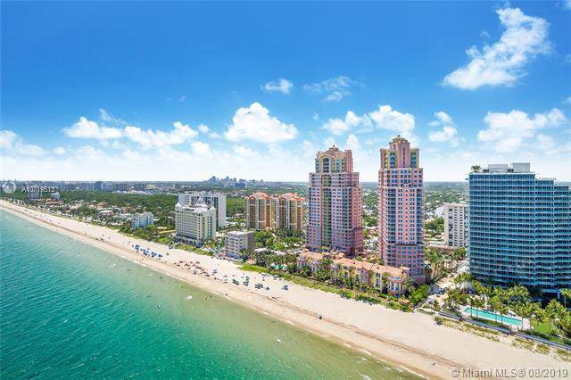 2110 N Ocean Blvd 24D, Fort Lauderdale, FL 33305 (MLS #A10719513) :: Ray De Leon with One Sotheby's International Realty