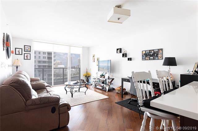 1155 Brickell Bay Dr #1806, Miami, FL 33131 (MLS #A10719829) :: Green Realty Properties