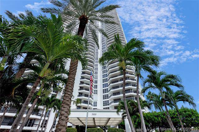 3500 Mystic Pointe Dr #1205, Aventura, FL 33180 (MLS #A10720111) :: RE/MAX Presidential Real Estate Group