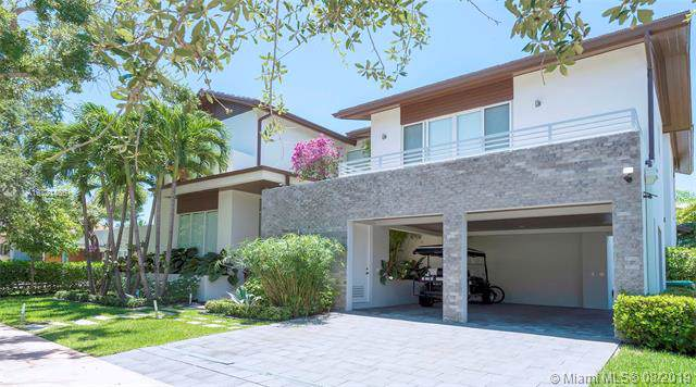 320 Woodcrest Rd, Key Biscayne, FL 33149 (MLS #A10721465) :: Grove Properties
