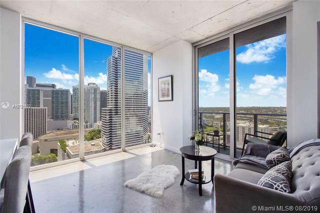151 SE 1st St #2311, Miami, FL 33131 (MLS #A10721622) :: Berkshire Hathaway HomeServices EWM Realty
