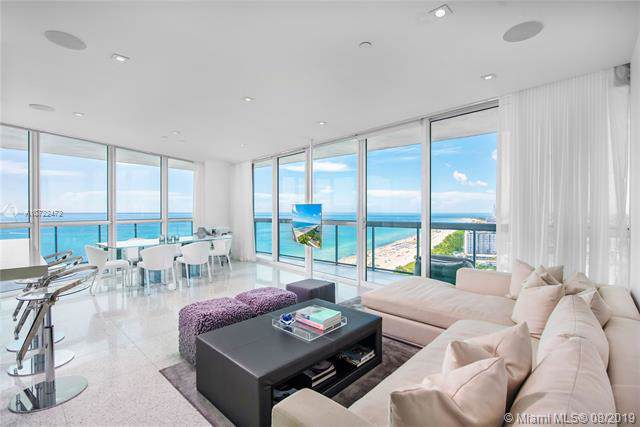 101 20th St #3208, Miami Beach, FL 33139 (MLS #A10722472) :: The Jack Coden Group