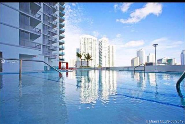 350 S Miami Ave #3310, Miami, FL 33130 (MLS #A10722924) :: The Adrian Foley Group