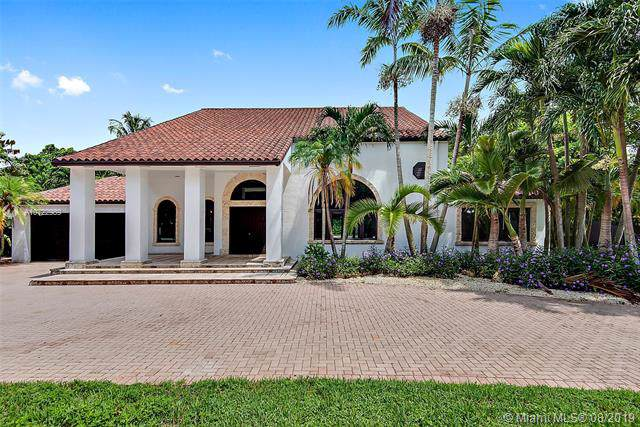 7825 SW 122nd St, Pinecrest, FL 33156 (MLS #A10722989) :: Berkshire Hathaway HomeServices EWM Realty