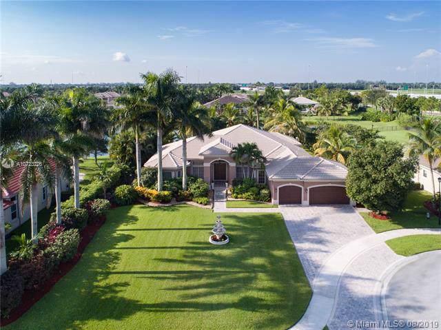 15338 SW 39th St, Davie, FL 33331 (MLS #A10723226) :: Green Realty Properties