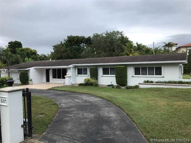 6275 SW 112th St, Pinecrest, FL 33156 (MLS #A10723360) :: The Kurz Team