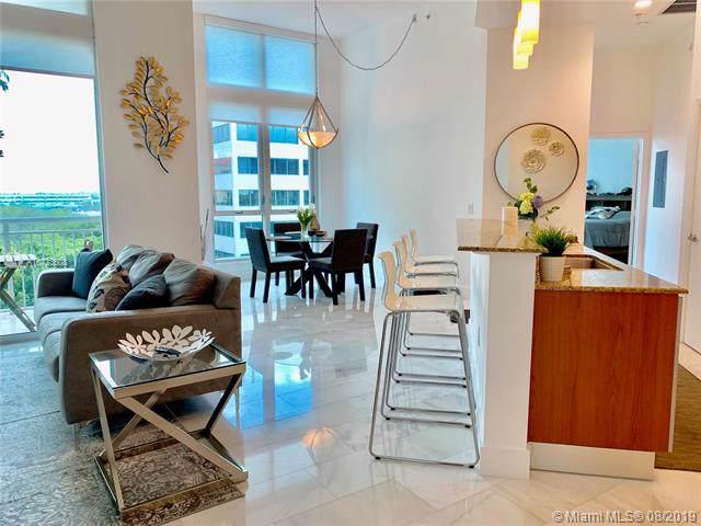 9055 SW 73 CT #401, Miami, FL 33156 (MLS #A10723508) :: Berkshire Hathaway HomeServices EWM Realty