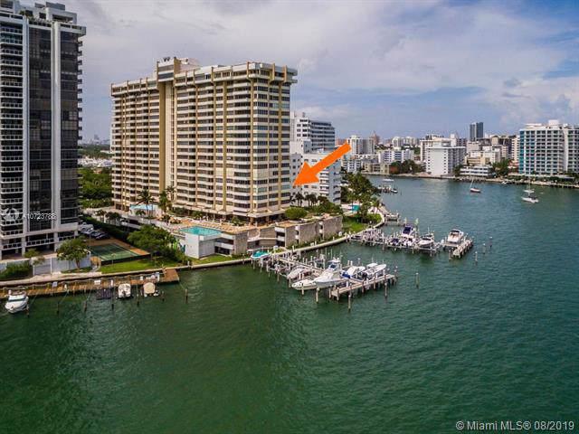 11 Island Ave #402, Miami Beach, FL 33139 (MLS #A10723788) :: The Adrian Foley Group