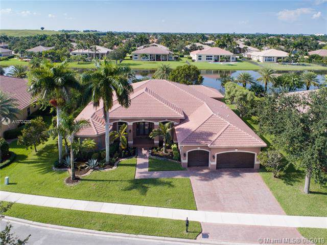 14900 SW 33rd St, Davie, FL 33331 (MLS #A10724202) :: Green Realty Properties