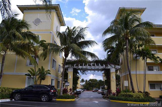 151 NE 16th Ave Cu1, Fort Lauderdale, FL 33301 (MLS #A10724338) :: The Kurz Team