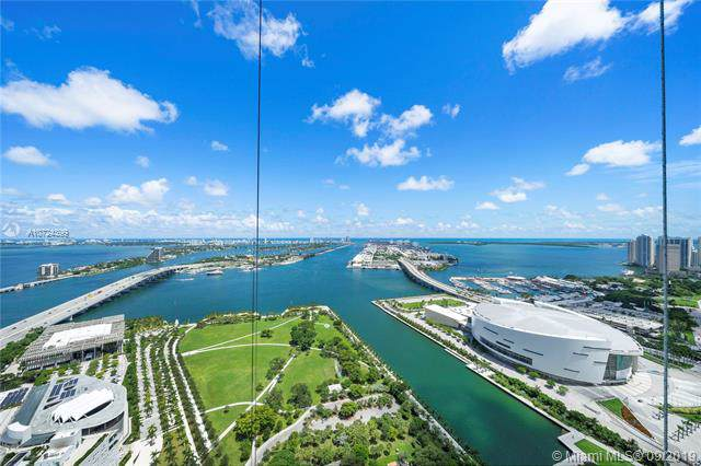 1000 Biscayne Blvd #4201, Miami, FL 33132 (MLS #A10724399) :: Ray De Leon with One Sotheby's International Realty
